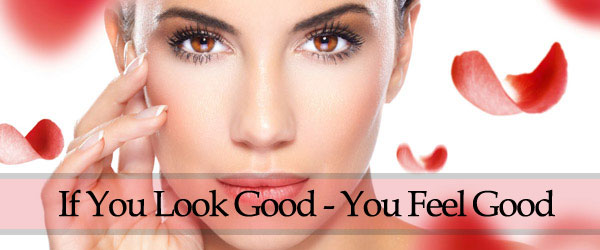 if you look good- you feel good