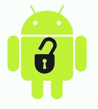 unlock android phone or tablet