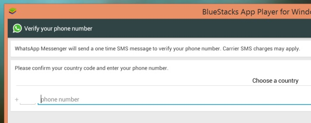 provide your number on whatsapp